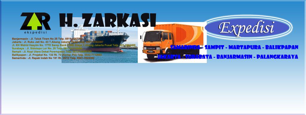 Ekspedisi H. Zarkasi
